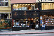 book store / インテリアが素敵な本屋さん