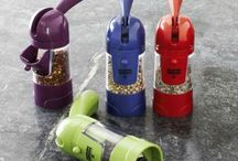 Kitchen gadgets / by Wincky Lestari