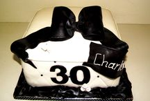 Womens Cakes / A range of women's cakes that we have done