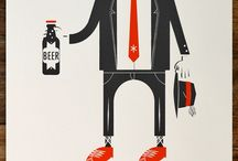 Cool Beer Posters / by Demand Craft Beer