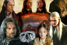 Learning of Life Chronicles / The Learning of Life Chronicles is a collection of stories based on the friendship of Aragorn and Legolas and the life of a young girl named Aerinel.