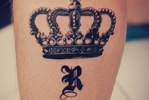 Crown tatoo