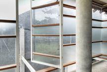 ARCHITECTURE / by Valérie Derome-Massé