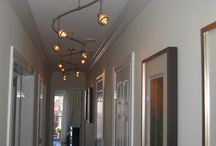 Track Lighting Fixtures to Use Light Effects for Renovation