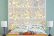 New bed room / by Jordan Frobose