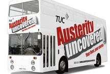 Austerity Uncovered / Photos from the Austerity Uncovered tour / by Stronger Unions from the TUC