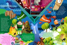 Infographics - Fun / by Mark Nicholson