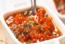 Recette sauce