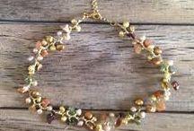 Semi Precious Stone Healing Jewelry