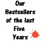 Our Bestsellers / Some of The Poisoned Pen's bestselling books over the past five years.