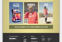 Web design / shop