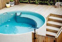Bazén inspiracia