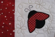 small quilt items/bags / by Linda Key Yannikos