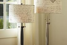 Decorate: Lamps