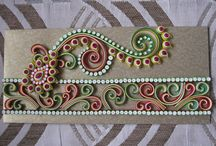 Quilling ornamenty