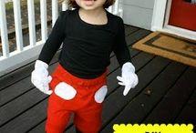 D.I.Y disney costumes