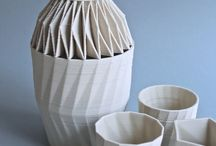 Керамика оригами