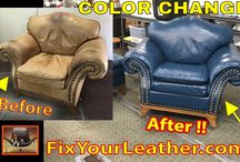 COLOR CHANGE to LEATHER VIDEO