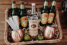 Moscow Mule gift baskets