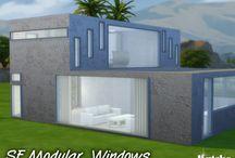 Sims 4 : Architecture / Tout se qui concerne la construction.