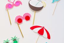 Summer / Beach theme party