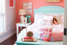 F huis meisie kamer