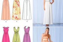 sewing patterns / by Constanze List