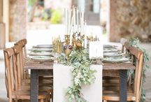 WEDDING IDEAS ( not inspirations) / by Joselin Reyes