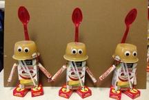 Fun snacks for preschool! / by Carrie McBrayer