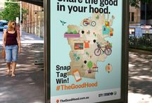 The Good Hood - City of Sydney / Advertising and Promotion for City of Sydney