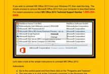 MS Office 2013 Technical Support Number 1-800-204-6959