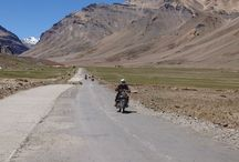 Adventure Motorcycle tour in Himalayas / Nothing like exploring high Himalayas on Motorcycle & conquer World's Highest road at 18380 feet in Indian Himalayas. We are riding to World's Highest Ride on Royal Enfield Motorcycle. You are invited to ride with us. http://www.royalbikeriders.com
