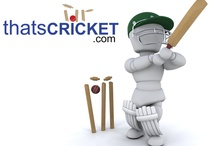 thatscricket / ThatsCricket provides Live cricket scores, Latest cricket news, Players Profile, Live Commentary & ScoreCard, Match Schedules, Live Match Report, Cricket Records & Rankings, Cricket Photos, Cricket videos etc.. / by Oneindia