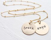 Mommy gifts / Gifts for mom ~ personalized bracelets, personalized necklaces, name necklaces, birthstone rings and more!