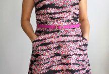 make a dress/