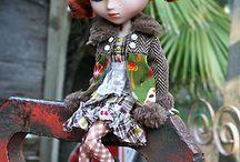 Pullips & Blythe dolls