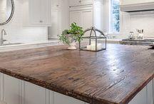 Kitchen - new house