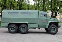 Armored car Kolun 6x6