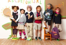 Back-to kindergarden  / Style ideeas for kids