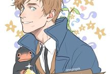 fantastic beasts(and where to find them)