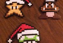 Pixels/Beads