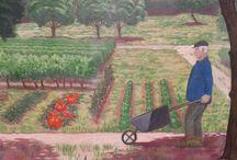 Jean Pierson Muraliste