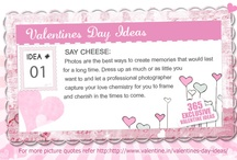 Valentines Day Ideas / Simple and romantic valentines day ideas to sweetly surprise your valentine. / by Pearl Aman