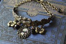 Jewelry by MinaSmoke / jewelry,bijoux