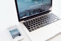 Gillen Design Websites / Some of our Web Design & Development work
