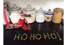 Elf on the Shelf / Family fun with your Elf on the Shelf