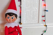 Elf in a shelf ideas