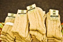 "HEMP DOG SOCKS / Manufacturer of hemp fibers - clothing, socks, laces ... Producer of hemp oil - healing ointments, cosmetics ... Czech hemp products Since 1997. I can offer you hemp socks ""HEMP DOG""? Wholesale price is depends on the amount.Colour : natural - the possibility of other colors. Size : 37-38, 39-40, 42-43, 44-45, 46-47"