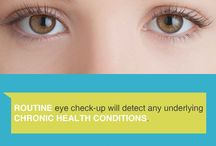 Eye facts, tips and guides