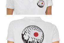 International Golf Fans / Items for international golf fans.